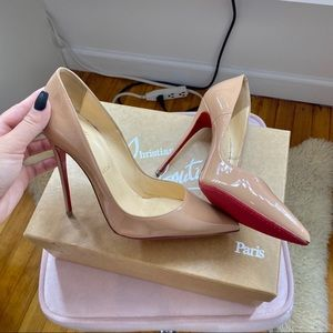 So Kate Christian Louboutin